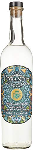 Topanito TOPANITO Mezcal Artesanal 100% Espadín Agave (40% vol.) (1 x 700 ml)