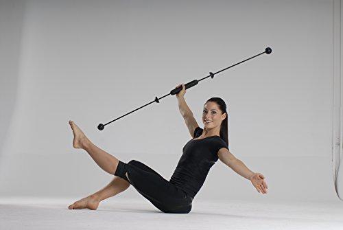 Original STABY Schwungstab + io-ball Fitness-Ei