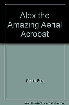 Paperback Alex the Amazing Aerial Acrobat [Italian] Book