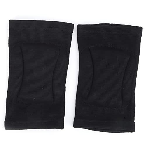Kniebandage, 2 Stück Sport Knieschützer Kniekompressionsmanschette Kniebandage Kniewadenschutz für Kinder Jugendliche Erwachsene Männer Frauen(S)