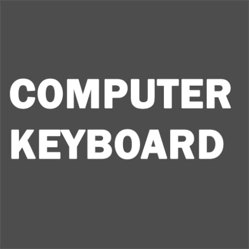 What are the special keys on a computer keyboard?