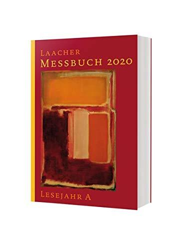 Laacher Messbuch 2020 kartoniert: Lesejahr A