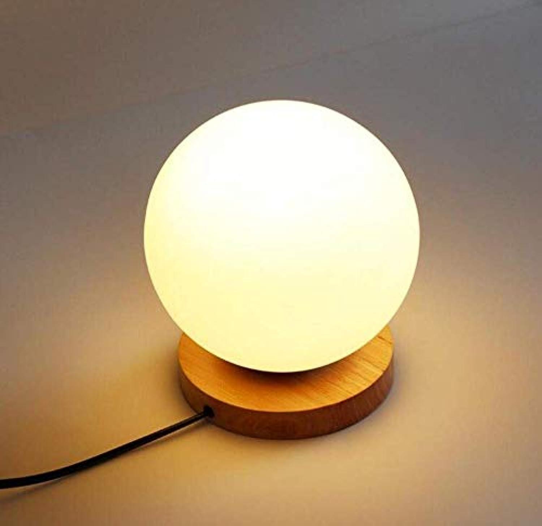 Moderner Kronleuchterwandleuchte, Glas, Dimmen, Nachtlicht, Schlafzimmer, Nachttisch, Schreibtischlampe, Dekorative Kugelbeleuchtung, Taster