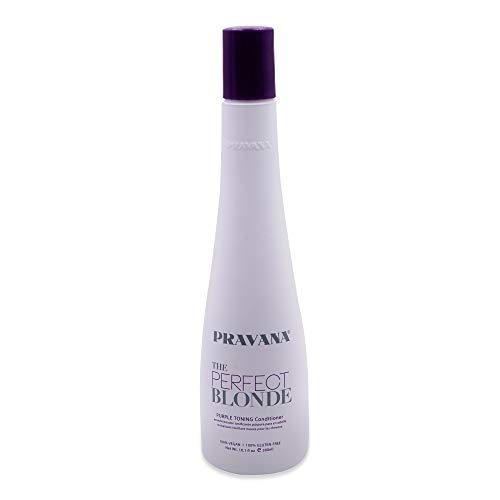 PRAVANA THE PERFECT BLONDE Purple Toning Conditioner 10.1 oz by Pravana