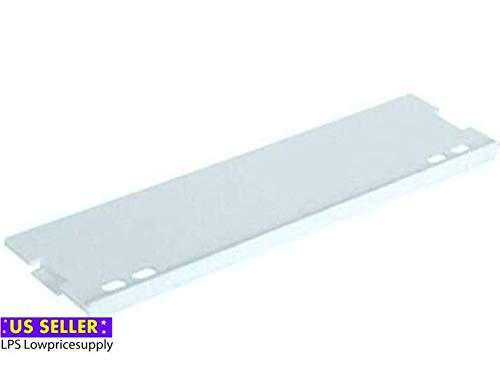 White Plastic Medicine Cabinet Shelf Replacement (1PIECE)