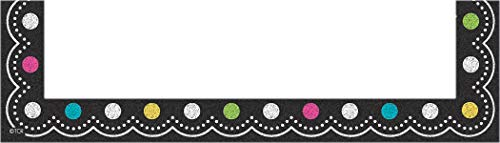 Teacher Created Resources Chalkboard Bright's Magnetic Pockets - Small (20728)
