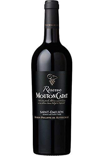 Mouton Cadet 2016 Réserve Saint Emilion Bordeaux AOC Rotwein 0,75 L