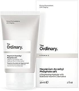 Magnesium Ascorbyl Phosphate 10%. Crema Iluminadora 30ml