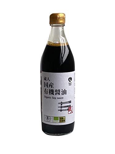 [ナチュラルハウス] 醤油 国産有機醤油 500mL 調味料 オーガニック
