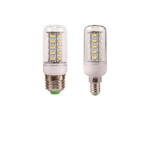 Dekorative Glühbirnen Warmes Weiß 12W Led Birnen Lampe Glühlampen Lampada Led Dioden Lampen Energiesparende Lichter Für Haus E27 E14 2Pcs E14