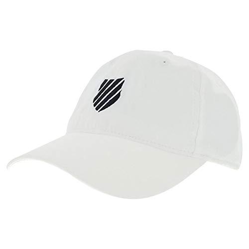 K-Swiss Court Performance Cap (M) White