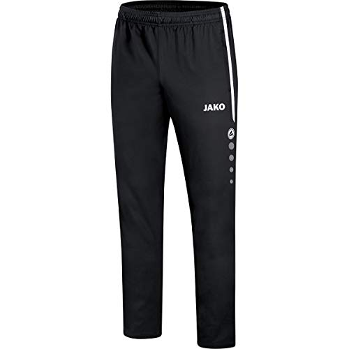 JAKO Herren Striker 2.0 Präsentationshose, schwarz/Weiß, XXL