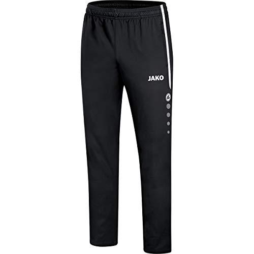 JAKO Herren Striker 2.0 Präsentationshose, schwarz/Weiß, 3XL