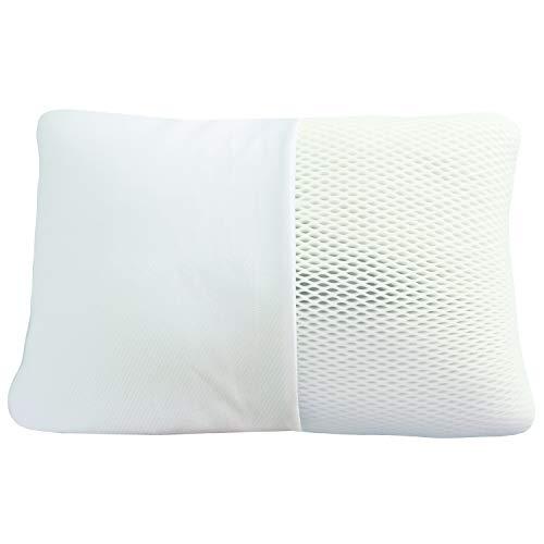 Comfier Sleep Memory Foam Nackenstützkissen, Standardgröße 48 x 74 cm, atmungsaktiv, kühlend, hypoallergen