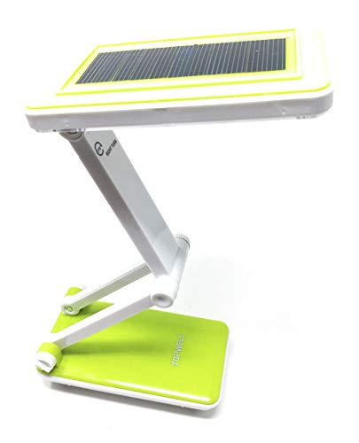 Lámpara Led Mesilla Ajustable Recargable Solar Flexo