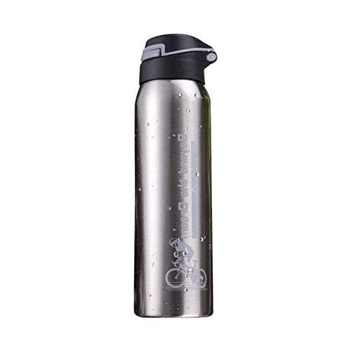 Bottiglie di acqua sportiva 500ml mtb bici bicicletta bicicletta ciclismo bollitore bollitore palestra acqua in lega di alluminio bottiglia termica bevanda tazza di bottiglia 500ml,scheggia zhuang94