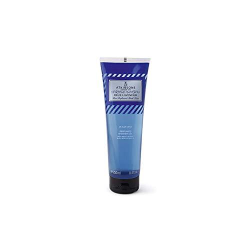 Blue Lavander 250 ml de douche en mousse.