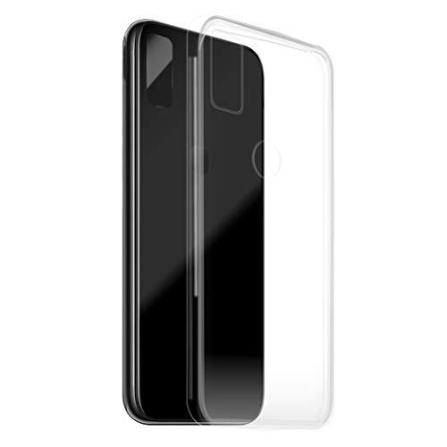 KSTORE365 Funda para Huawei P Smart 2020, Carcasa Silicona Transparente, Protector De Goma Blanda, Cover Caucho, Gel TPU para Huawei P Smart 2020