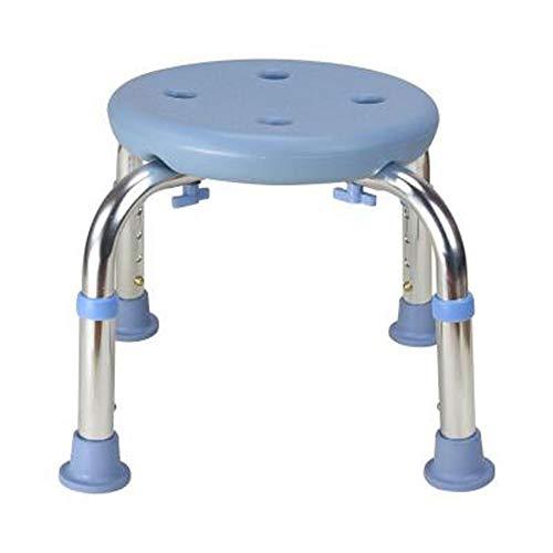 EXUVIATE Aluminium legering ligstoel voor kinderen Badkamer Stoel oudere plastic kruk zwangere vrouwen douche bad kruk