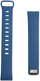 Fitness Tracker Heart Rate Monitor Wristband Strap For V07 Bluetooth Smart Watch (Blue)