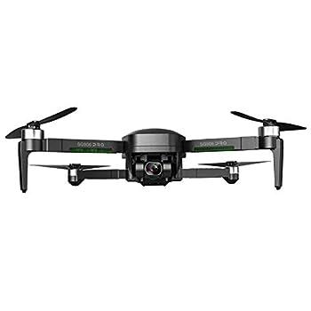 AIROKA Beast SG906 Pro 2 4K Camera RC Drone with GPS Three-Axis Self-Stabilizing Gimbal 5G WiFi Anti-Shake Gimbal Brushless Function Professional Quadcopter  Storage Bag