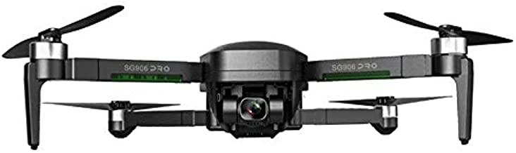 AIROKA Beast SG906 Pro 2 4K Camera RC Drone with GPS Three-Axis Self-Stabilizing Gimbal 5G WiFi Anti-Shake Gimbal Brushless Function Professional Quadcopter (Storage Bag)