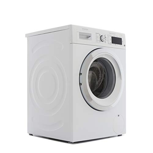 Bosch Serie 8 WAWH8660GB 9kg 1400rpm Freestanding Washing Machine with i-Dos - White