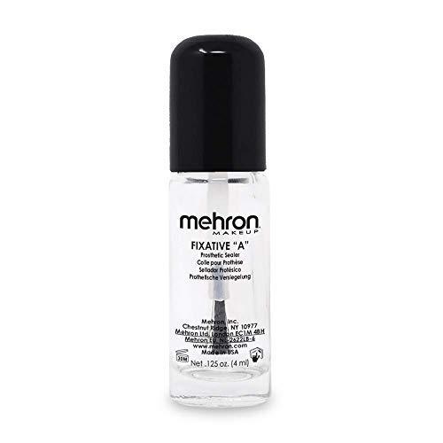 Mehron Makeup Fixative A  Sealer (.125 oz)