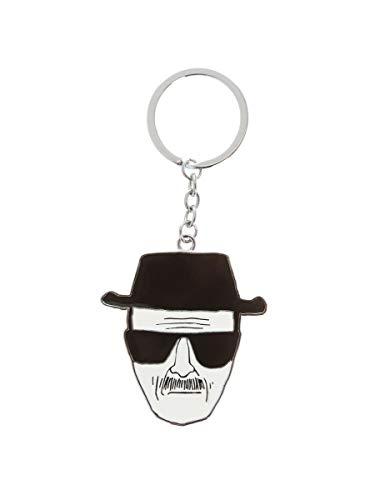 Toynk Breaking Bad Heinsberg Sketch Metal Keychain
