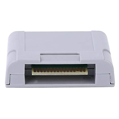 Garsent Speicherkarte für N64-Spielekonsole 256 KB Ersatzspeicherkarte für den Nintendo N64-Spielekonsolen-Controller