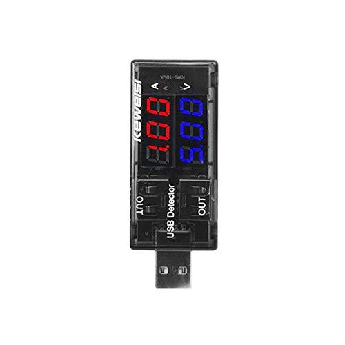 Liuxia Multim/ètre num/érique portable r/étro/éclair/é AC//DC Amp/èrem/ètre Voltm/ètre Ohm M/ètre XL830L Portable LCD Multim/ètre de tension Courant