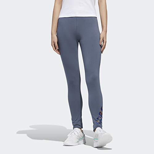 adidas x Zoe Saldana Collection Women's Cotton Leggings Women's, Green, Size S