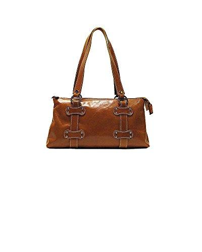 Jennifer Amazing Deers Forest PU Leather Top-Handle Handbags Single-Shoulder Tote Crossbody Bag Messenger Bags For Women