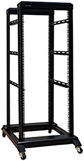 27U 4 Post Open Frame Network Server Rack 19