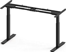 Staande zitting tafelframe wit RAL 9010 H.695-1145mm BMB