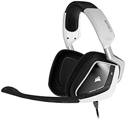 Corsair Gaming (CA-9011139-EU) VOID Cuffie USB Dolby 7.1, Microfono e Retroilluminazione RGB, Bianco - Trova i prezzi più bassi