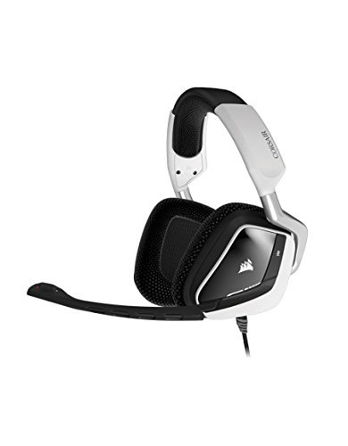Headset Gamer Corsair Ca-9011139-eu Void Rgb Dolby 7.1 Usb Branco