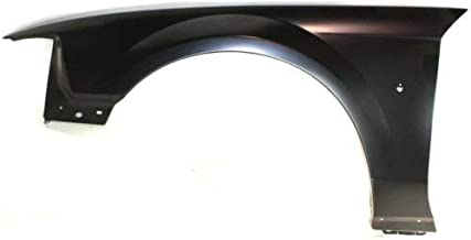 Front Fender Compatible with 1999-2004 Ford Mustang Driver Side