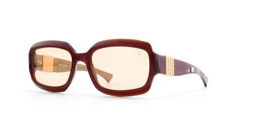 Chopard Damen Sonnenbrille Braun Brown Red