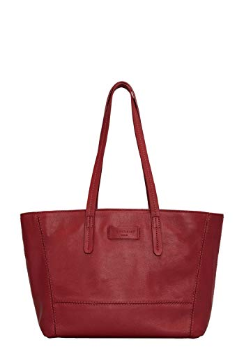 Liebeskind Berlin Essential Shopper, Rot