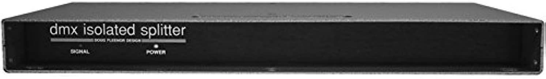 Doug Fleenor 1211-TB DMX512 Splitter One Input, Eleven Outputs, Terminal Blocks (Standard with Input Feed-Thru)