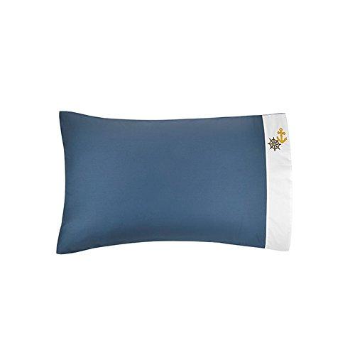 Black Temptation Hôtel de luxe qualité broderie Design élégant taies d'oreiller standard 2PC # 247