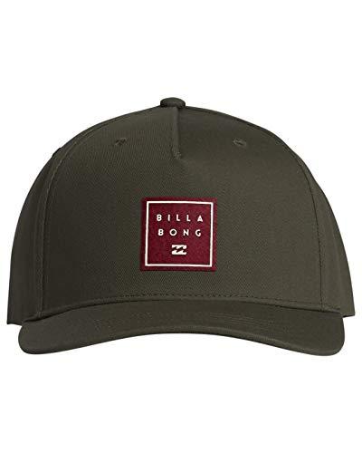 BILLABONG™ - Gorra de Cierre Ajustable - Hombre - U - Verde