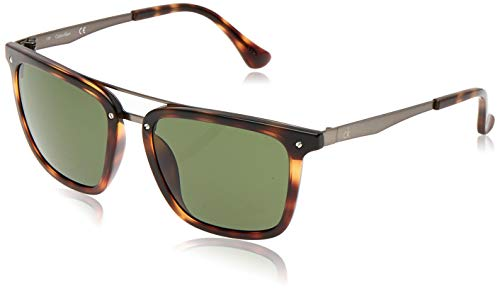 Calvin Klein cK Sun CK1214S 214 -54 -18 -135 oK Rechteckig Sonnenbrille 54, Black