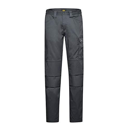 Utility Diadora - Pantalone da Lavoro Pant Rock Stretch Performance per Uomo (EU S)