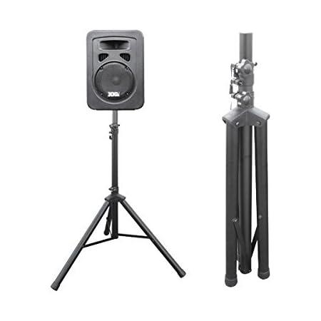 Drall Instruments 1 Stück Lautsprecher Stativ Boxen Elektronik