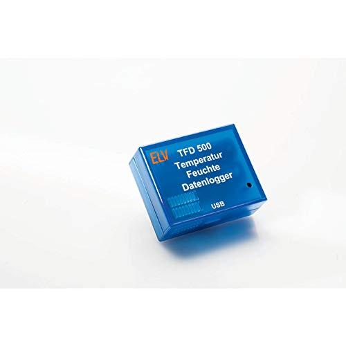 ELV Bausatz Temperatur-Feuchte-Datenlogger TFD 500