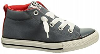 Converse Chuck Taylor All Star Street Mid (Little Big Kid)