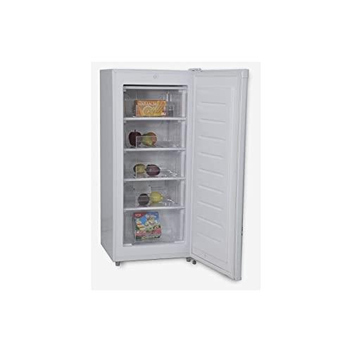 Congelador Vertical Rommer CV 121 A+, Blanco