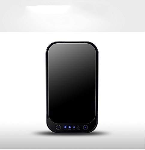 KEDRON U14 UV Phone Sanitizer, Portable Smartphone Sterilizer Cleaner Case, Household Sterilizer Box Multi-Function Box with USB Charging for 6 Inch Mobile Phone